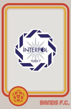 Bands FC - Interpol