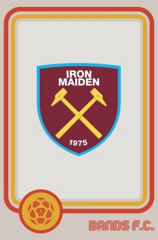Bands FC - Iron Maiden