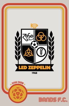 Bands FC - Led Zeppelin