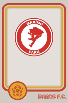 Bands FC - Maximo Park