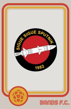 Bands FC - Sigue Sigue Sputnik