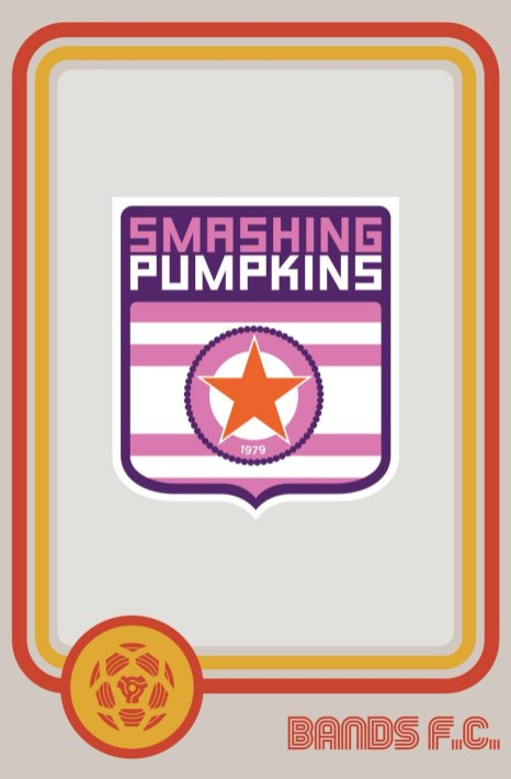 Bands FC - Smashing Pumpkins