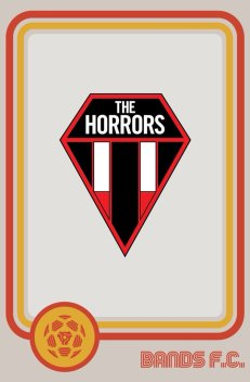 Bands FC - The Horrors