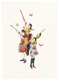 Delphine Lebourgeois - heroes and villains 4