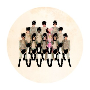 Delphine Lebourgeois - heroes and villains