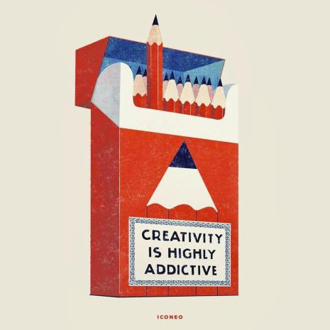 Iconeo - Creativity is highly addictive