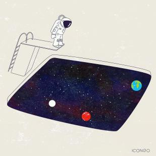 Iconeo - spacejump