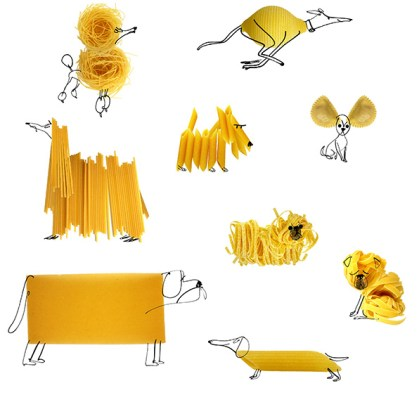 MH Jeeves - pasta