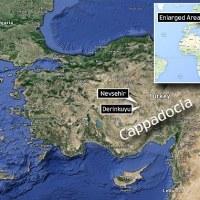 Un oras subteran, vechi de 5.000 de ani, descoperit in Turcia