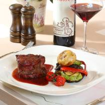 beef fillet - Restaurante Bucuresti