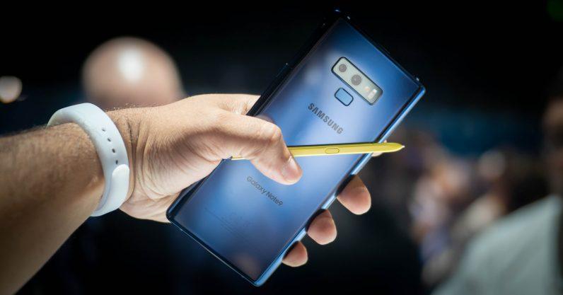 Primul Samsung Galaxy Note 9 din Romania