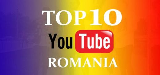 TOP 10 YOUTUBERI ROMANIA