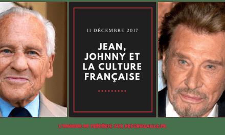 JEAN, JOHNNY ET LA CULTURE FRANÇAISE