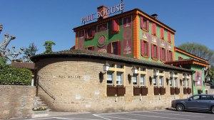 O restaurante estrelado de Paul Bocuse