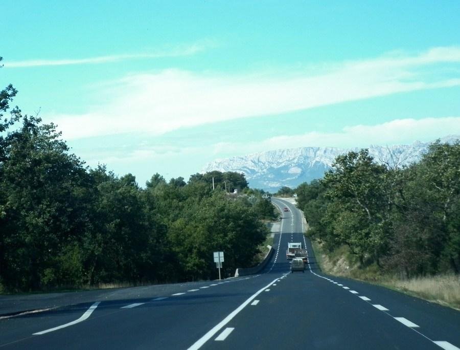 Estrada de Aix