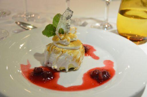 Sobremesa gastronomica francesa