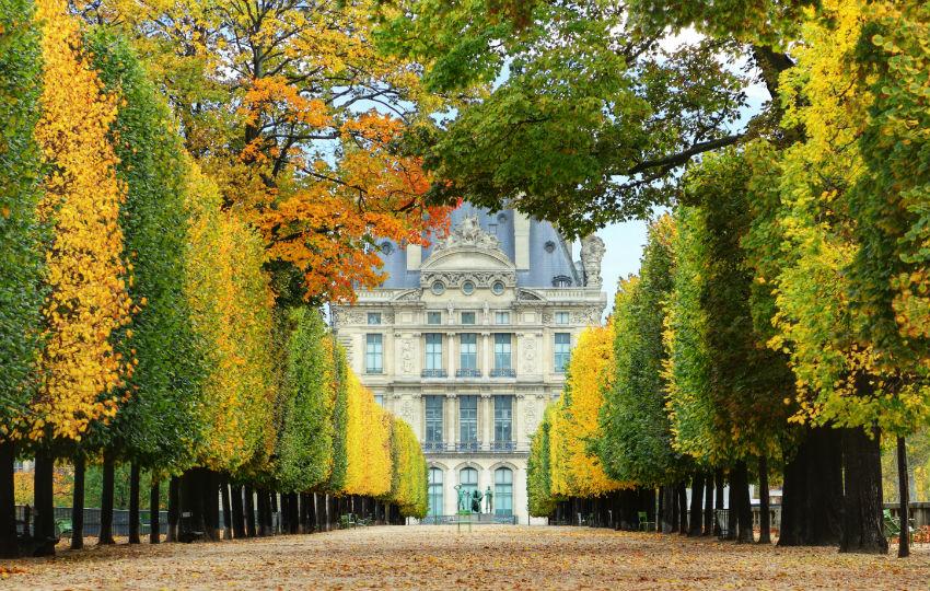 jardim das tulherias - dicas de Paris e França