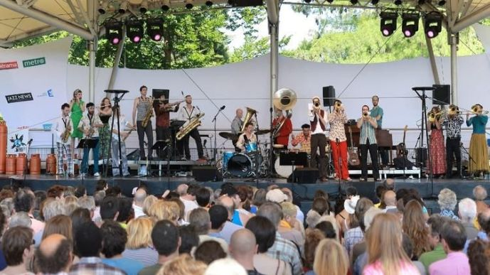 Paris Jazz Festival - Pinterest