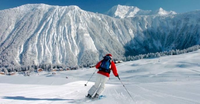 ski em curchevel - Pinterest