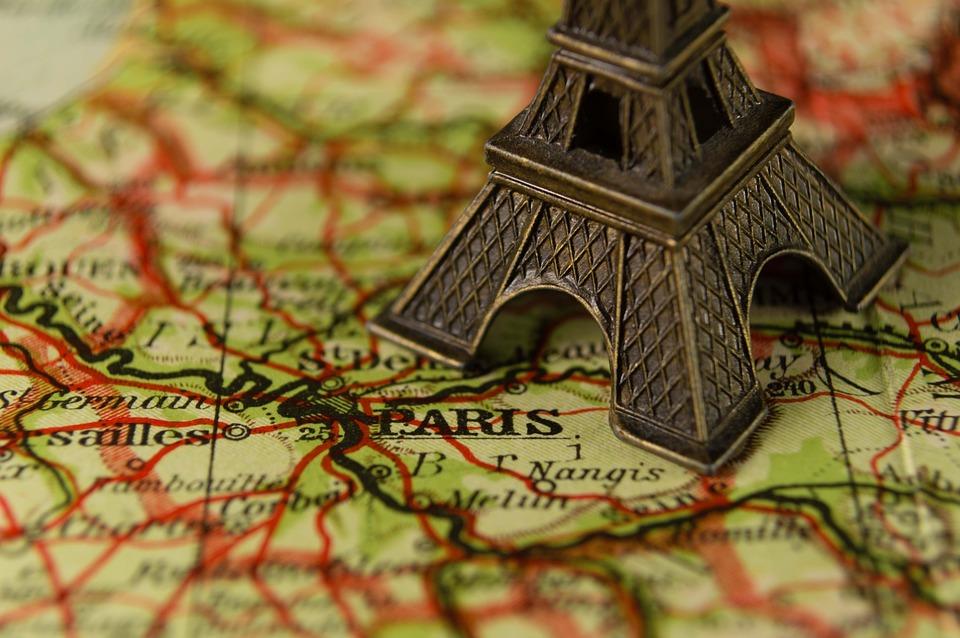 Os melhores destinos turísticos franceses para 2019