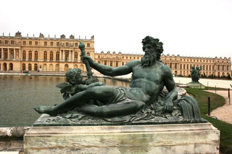 Viajar na terceira idade para a França, Palácio de Versalhes