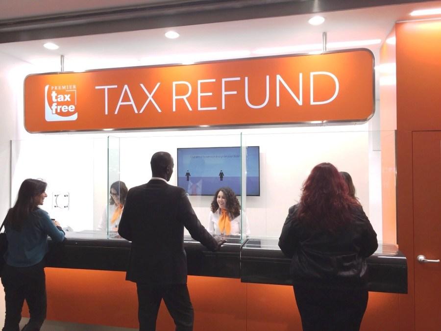 Tax Free na Europa