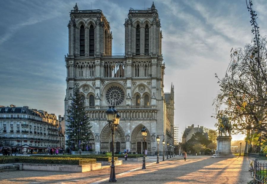 Vistas panorâmicas da França, Notre Dame de Paris