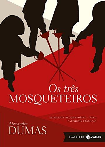 clássicos da literatura francesa, os três mosqueteiros