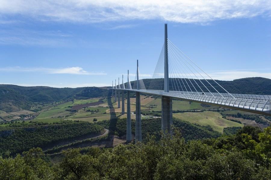 As 10 estradas mais bonitas da França, Viaduto de Millau