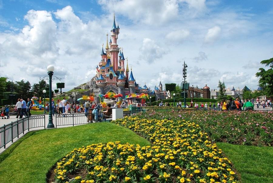 A estrela das férias de julho pela França, a Disneyland de Paris