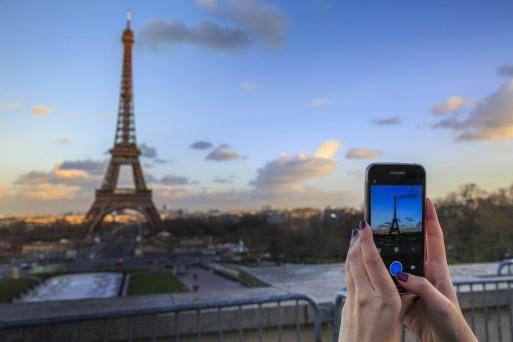 Quanto custa viajar para a França