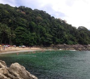 Praia do Eden - Enseada Guarujá