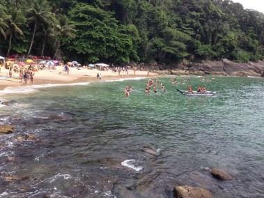 Praia do Eden Guaruja - SP