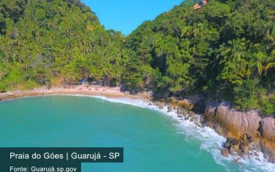 Praia do Goes Guaruja