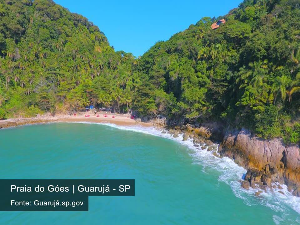 Praia do Goes - Guarujá SP