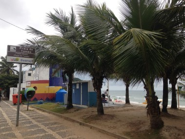 Praia do Tombo no Guaruja - Guaruja Praias SP