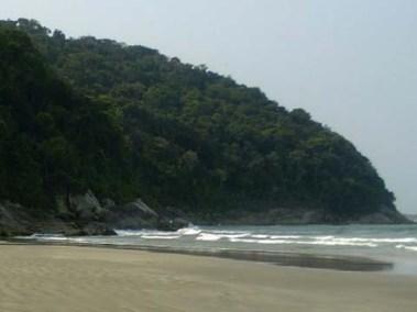 Praias do Guaruja - Praia de Pereque