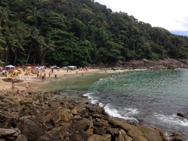 Praias do Guaruja - Praia do Eden - Guaruja
