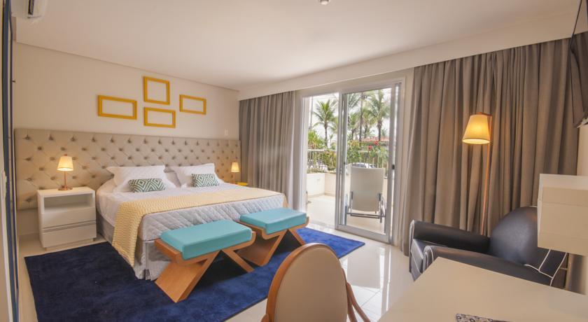 transmerica prime hotel em guaruja enseada suite