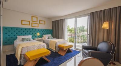 transmerica prime hotel em guaruja enseada suite duplo