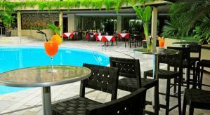 Ferraretto Hotel Guaruja pitangueiras piscina