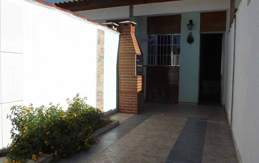 Garagem Apto 8 - Refugio Temporada Guaruja - Praia da Enseada