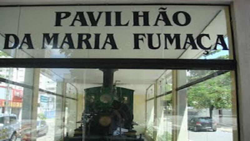 Pavillhao Maria Fumaça no Guarujá