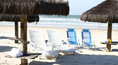Servico de Praia Delphin Hotel Praia da Enseada Guaruja