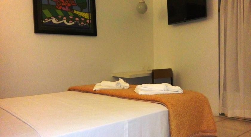 Suite duplo Hotel Delphin Guaruja