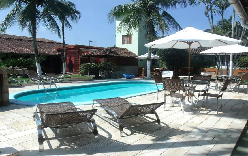 Apart Hotel Guaiuba - Guarujá