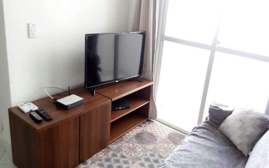 Apartamento Temporada Pitangueiras Guarujá