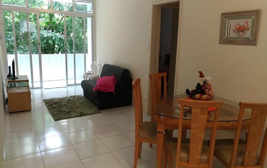 Apartamento Temporada Astúrias Guarujá