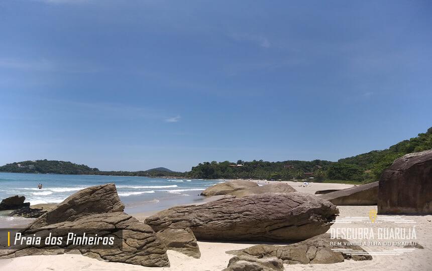 Praia dos Pinheiros Litoral Sul SP