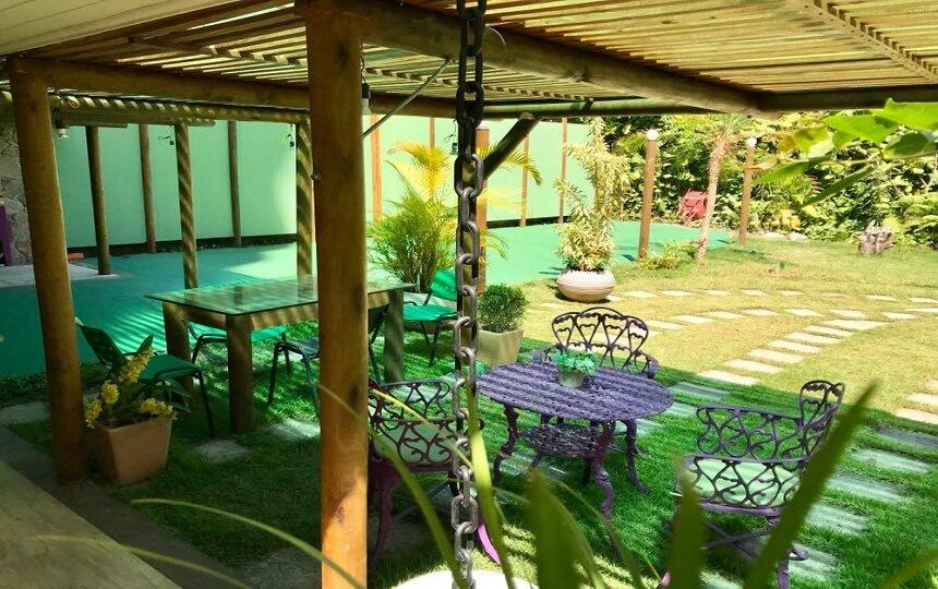 Villa Galhetas - Casa de Temporada - Astúrias Guarujá